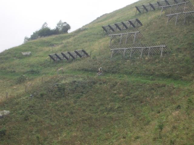 oberhalb Casaccia