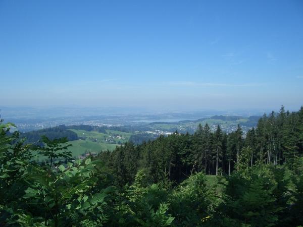Blick ins Unterland