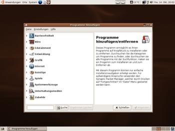 Ubuntu-Progis